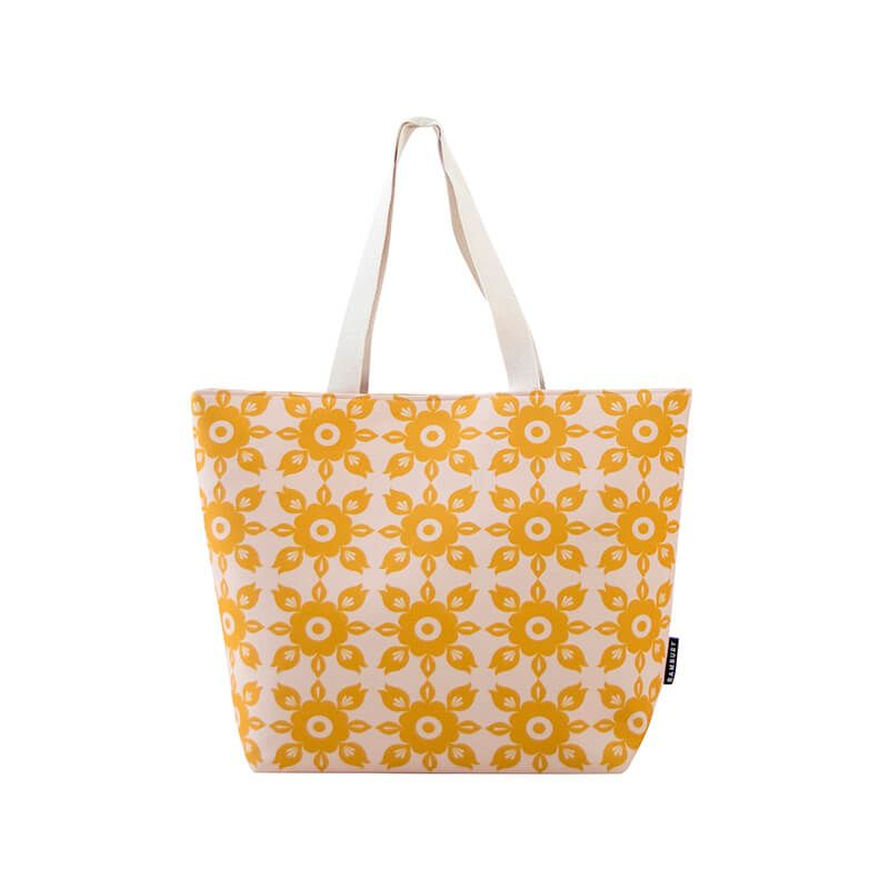 Bambury Printed Beach Tote - Prevelly