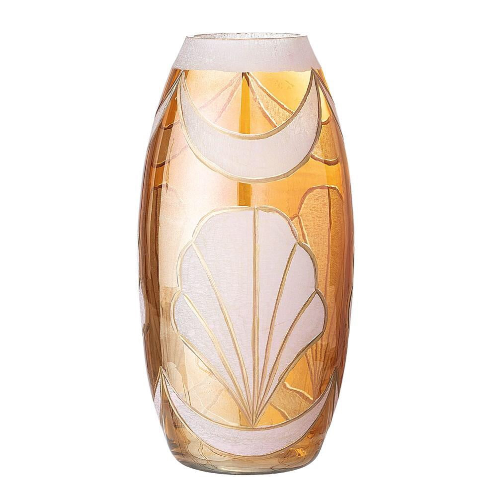 French Bazaar - Pattern Gold Vase
