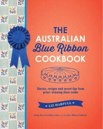 Book - Australian Blue Ribbon Cookbook