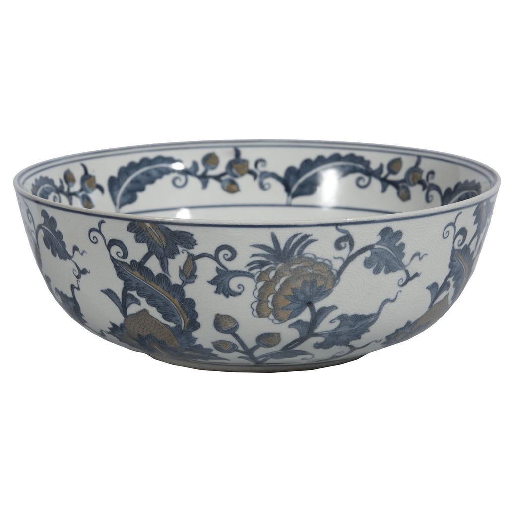 Canvas + Sasson - Botanica Bowl