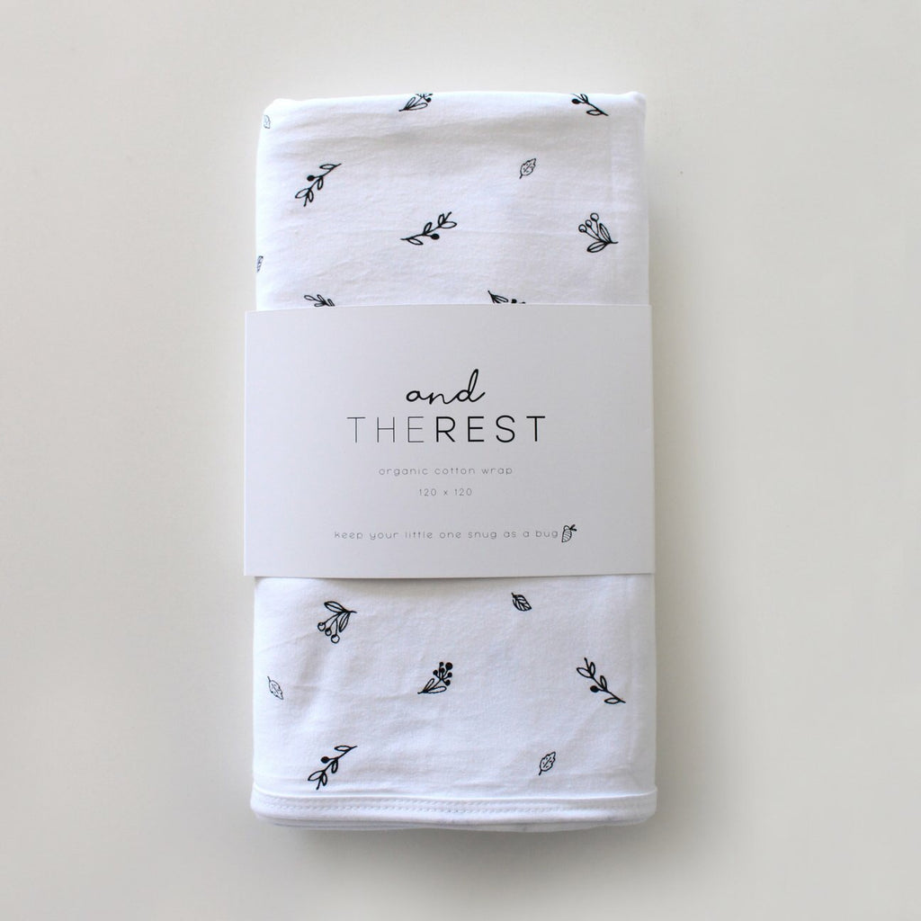 The Rest - Flora Baby Wrap