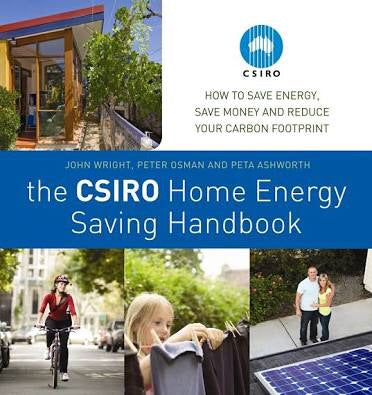 Book - CSIRO Energy Saving Handbook