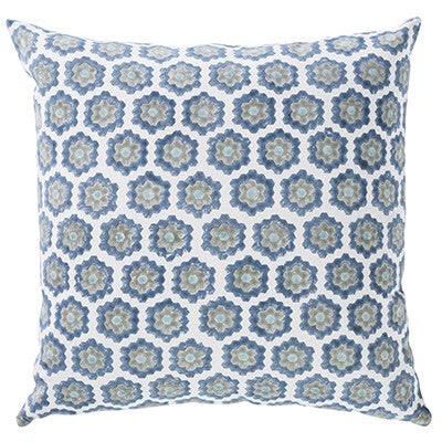 Canvas + Sasson - Morrison Domino Cushion