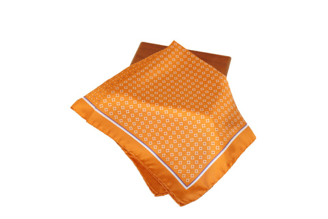 Orange Multi-Pattern