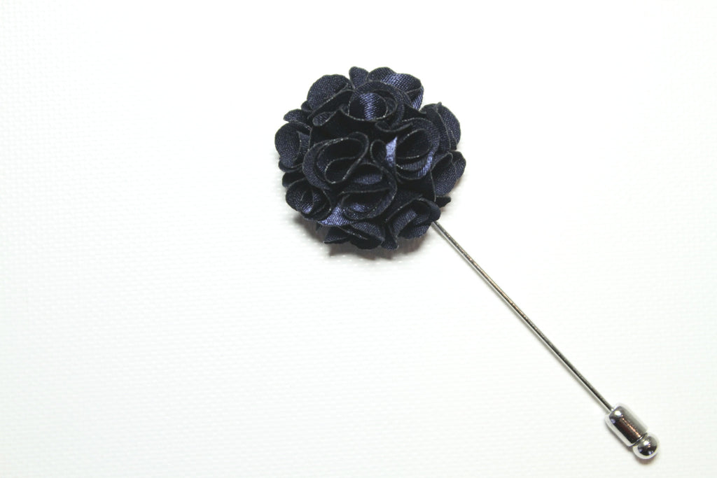 Navy Lapel Stick Pin