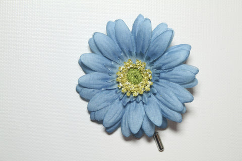 Blue_Light Lapel Stick Pin