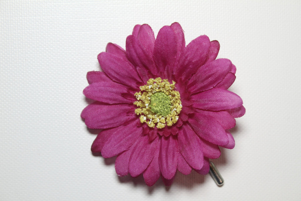 Fuscia Lapel Stick Pin