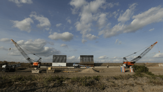 Border Wall Update: Trump Adds $7.2b to Construction
