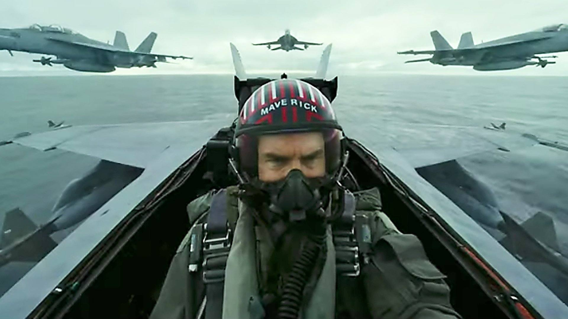 Just Released; Top Gun 2 Trailer