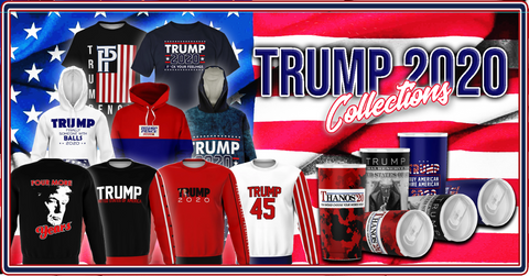 trump collection banner