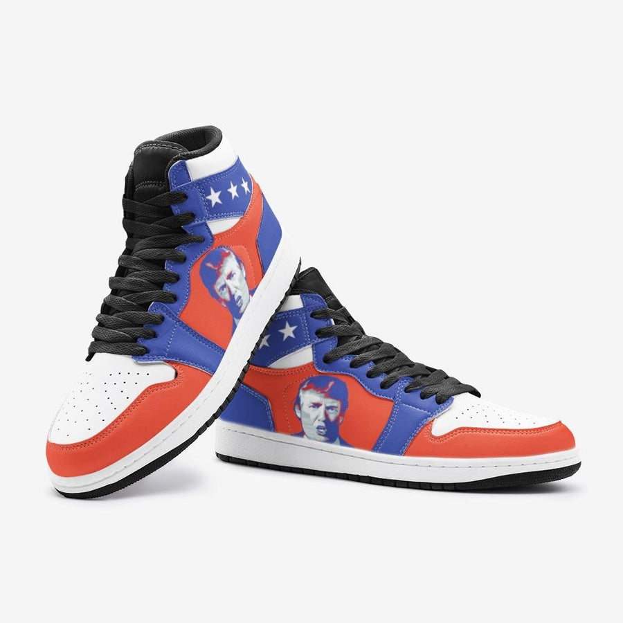 Keep America Great Trump Commemorative Space Force 1 Shoes