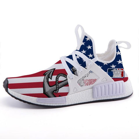 US Navy Anchor of Freedom Sport Sneakers
