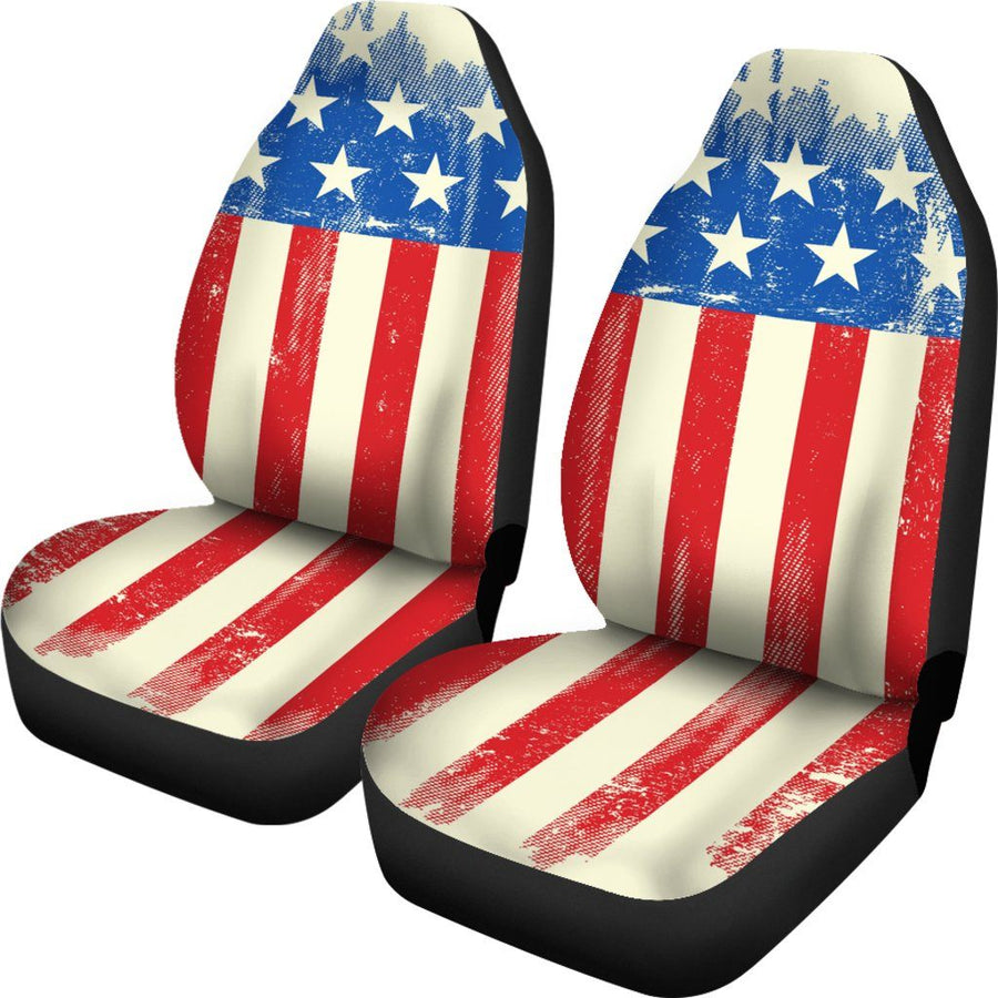 American Flag Car Seat Covers - $ 79.95