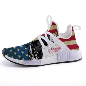 2nd Amendment Liberty US Flag Nomad Shoes - $ 79.95