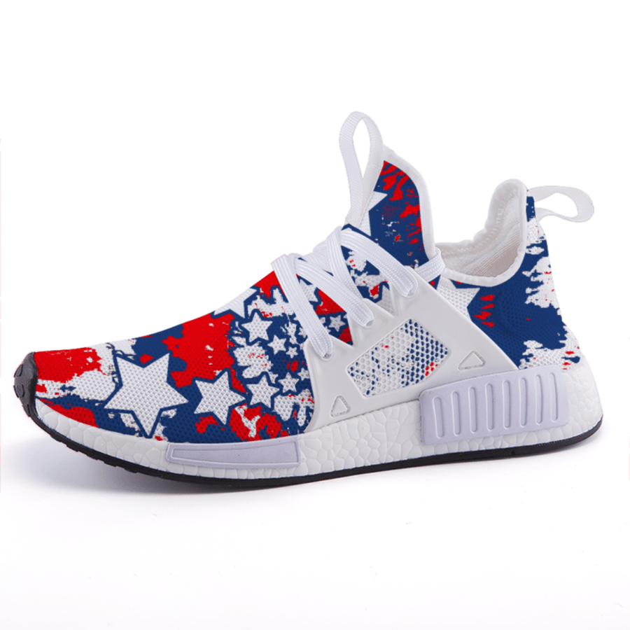 Grunt 4th Of July Patriotic American Flag Nomad Shoes