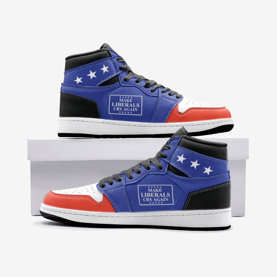Liberal Tears Space Force 1 Shoes