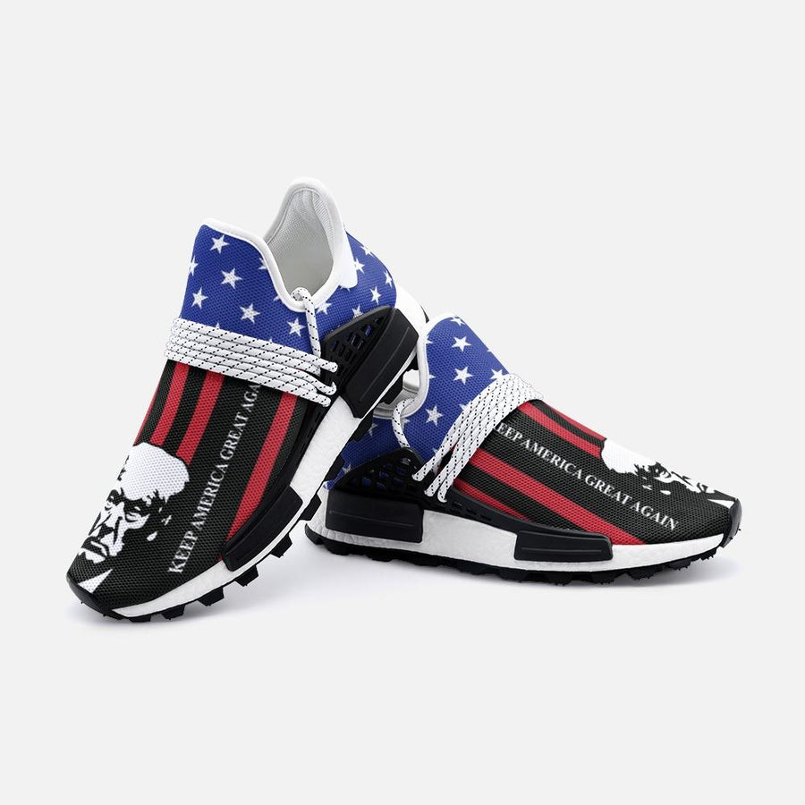 Keep America Great Again President Trump 2k Nomad Shoes - $ 94.95