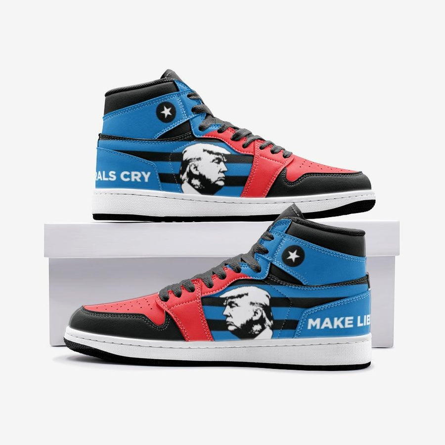 Space Force 1 Make Liberals Cry Shoes - $ 99.00