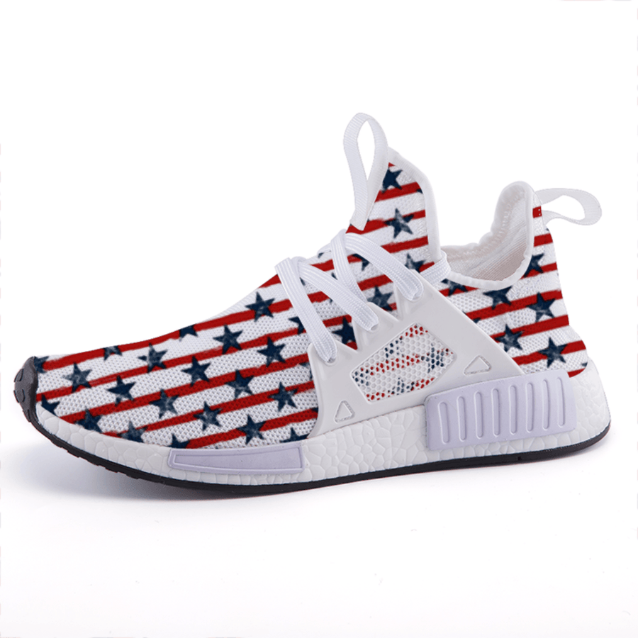 Ultimate Freedom Stars Stripes Patriotic Flag Nomad Shoes