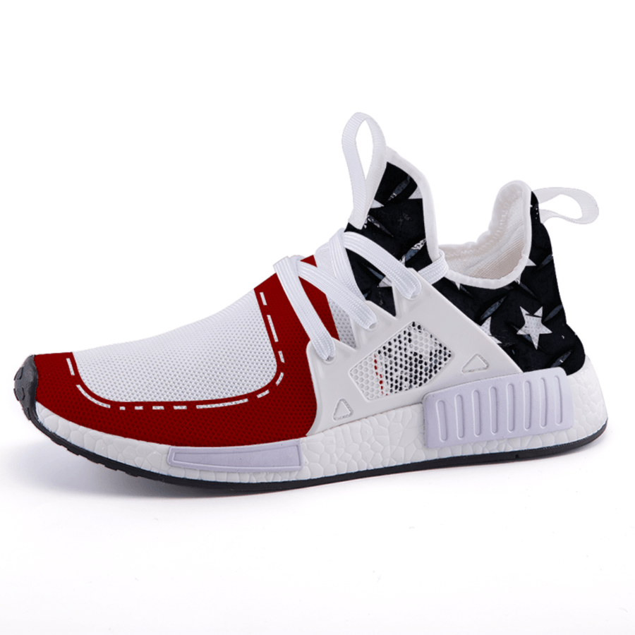Ultra American Freedom Flag Patriotic Veteran Nomad Shoes