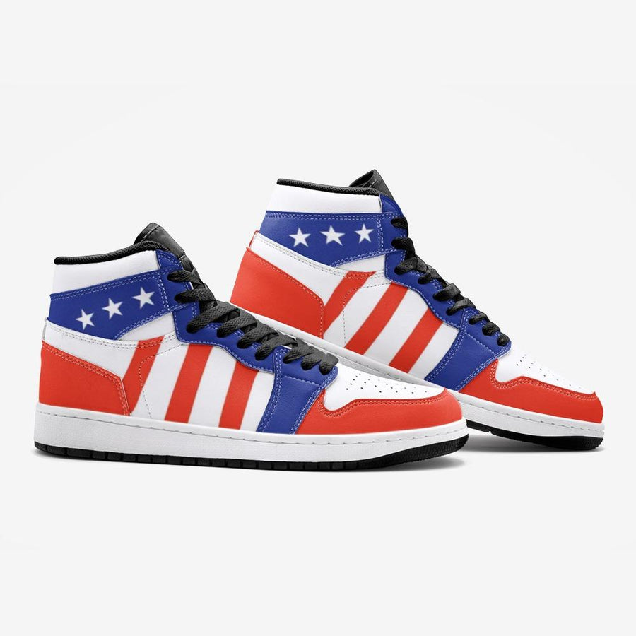 Stars Stripes Memorial Space Force 1 Shoes