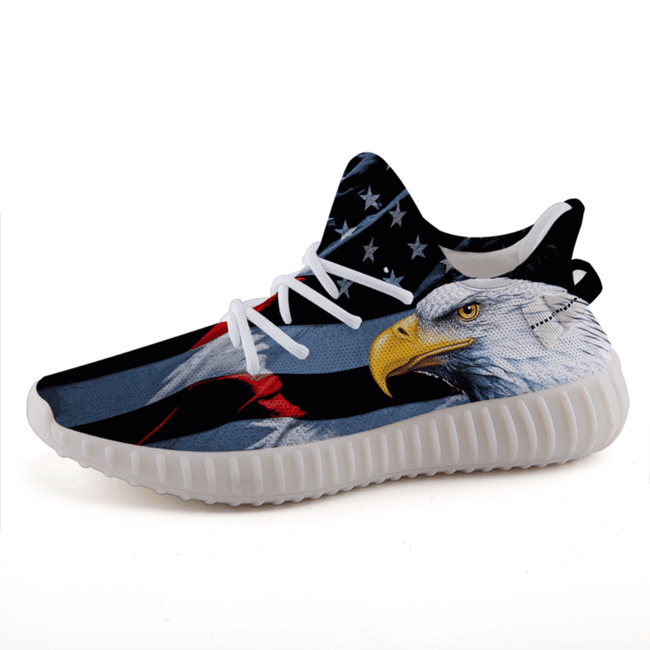 The Eye Of Freedom Patriotic 365 Boost Shoes