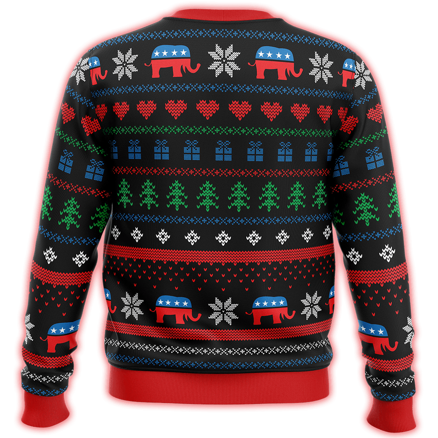 Keep America Great Premium Ugly Christmas Sweater - $ 49.00