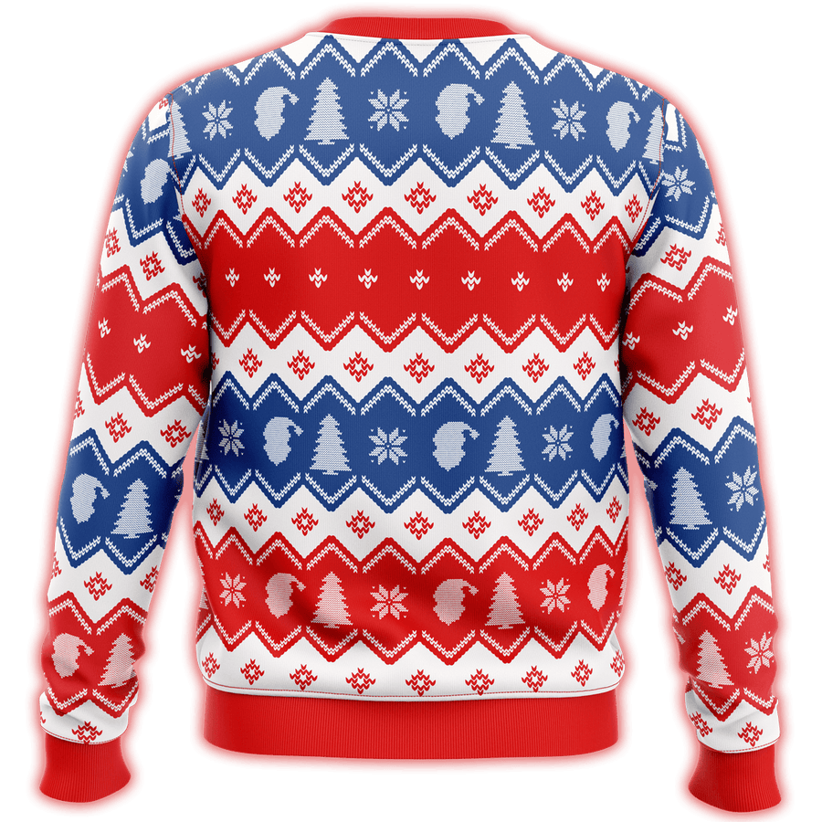 Trump It's Gunna Be Yuge Premium Ugly Christmas Sweater - $ 49.00
