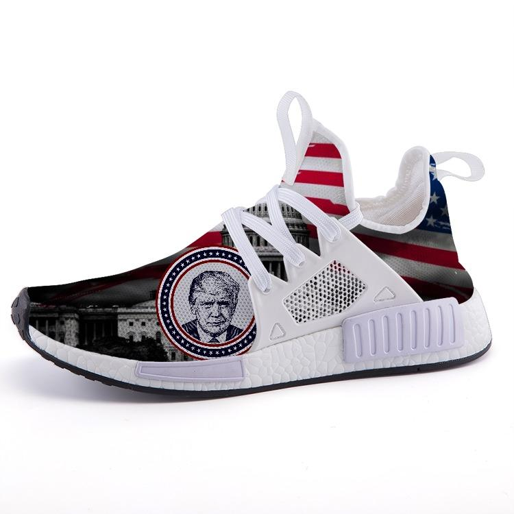 Trump 2020 White House Emblem Nomad Shoes - $ 89.00