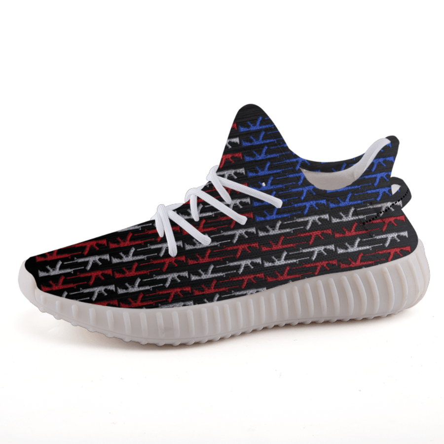 Guns And Freedom Patriotic 365 Boost Shoes - $ 94.95