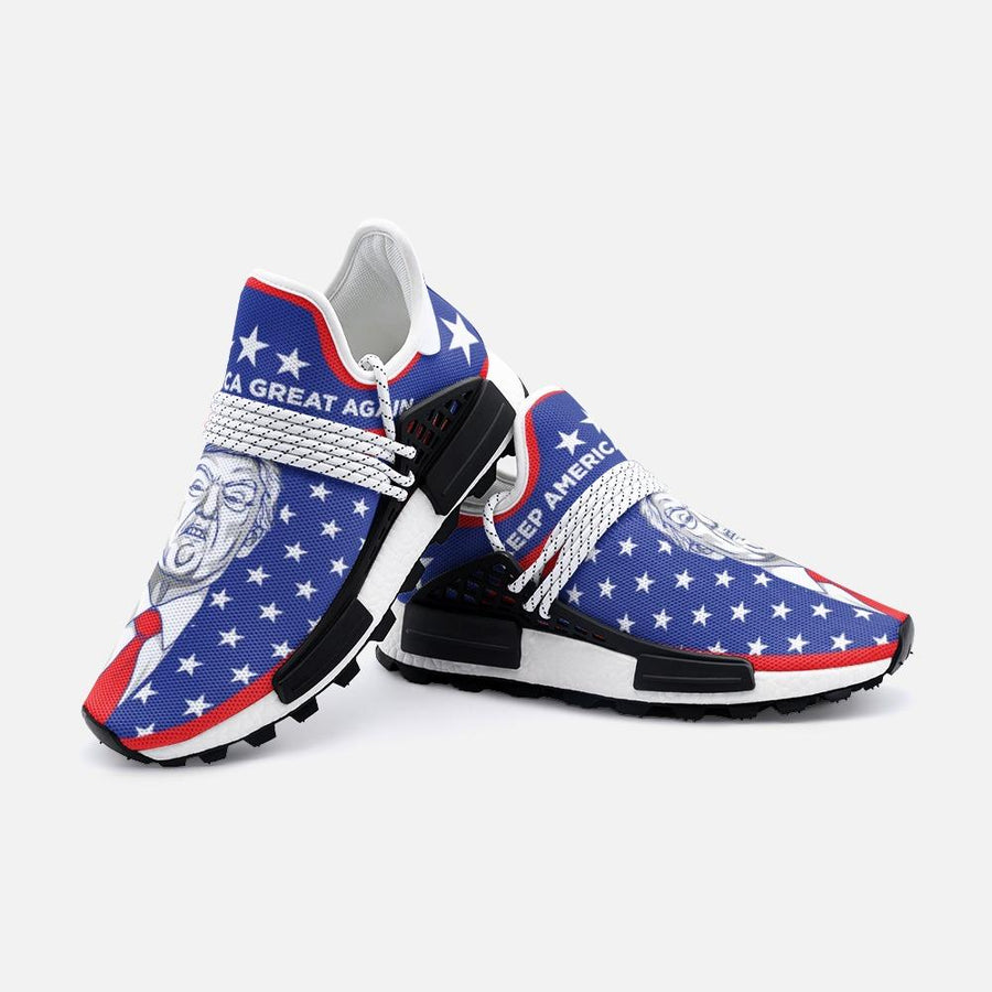 President Trump Keep America Great Again 2k Nomad Shoes