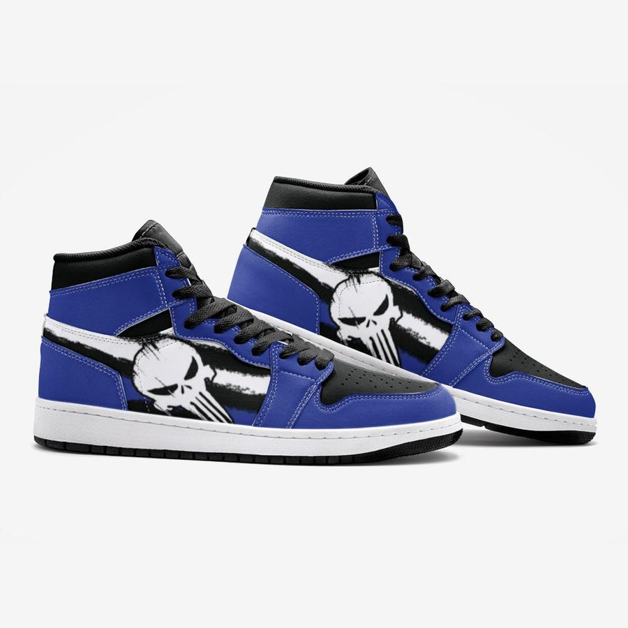 Sons Of Liberty Skull Space Force 1 Shoes