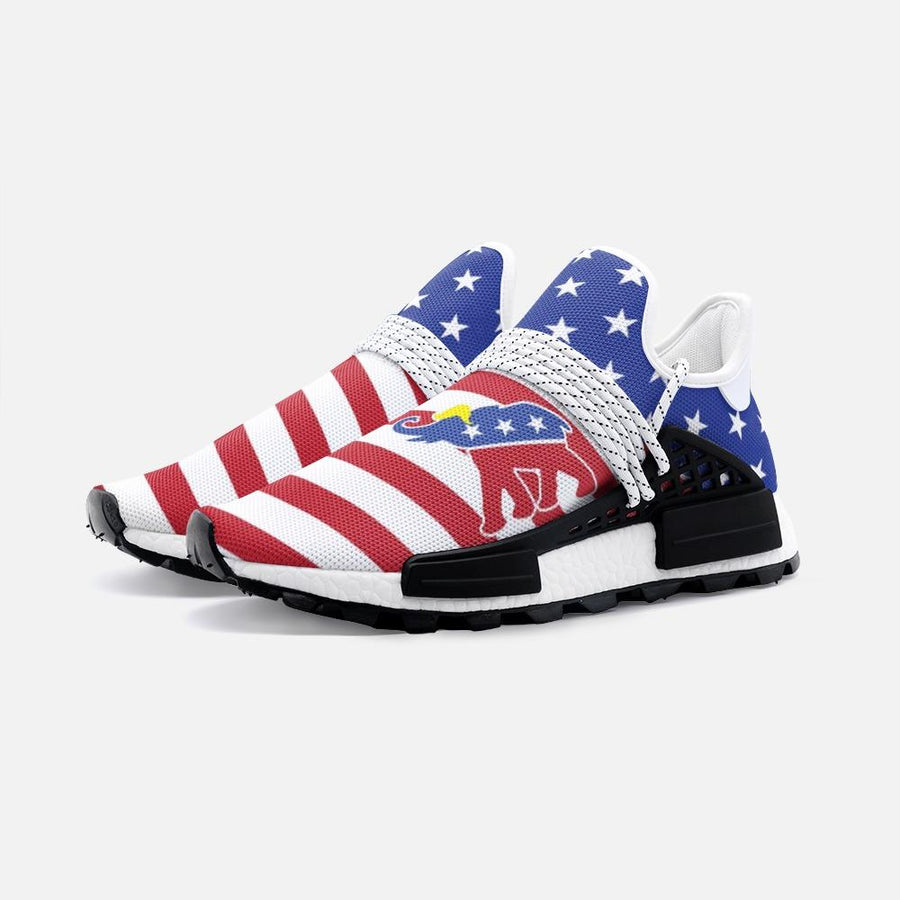 2020 President Trump US Flag Republican 2k Nomad Shoes