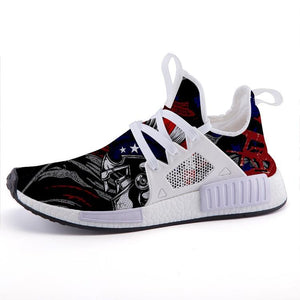 2ND AMENDMENT SPARTAN INSPIRED SPORT SNEAKERS - $ 79.95