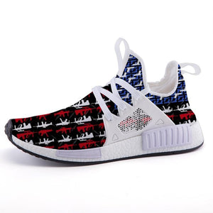 2nd Amendment US Flag Inspired Guns Nomad Shoes