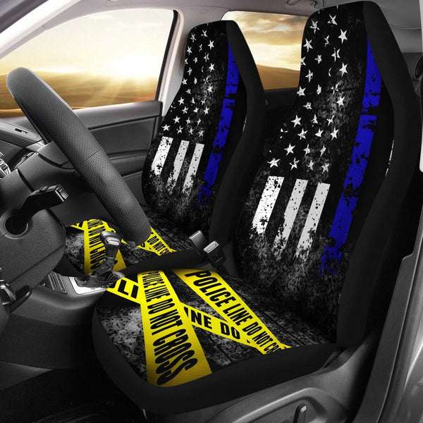 Police Car Seat Covers Libertee Shop Cop Police Pp