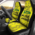 No Step On Snek Car Seat Covers