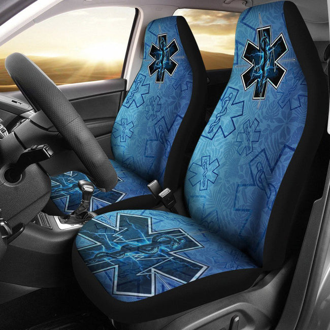 Emd First Responders Car Seat Covers Set Of 2
