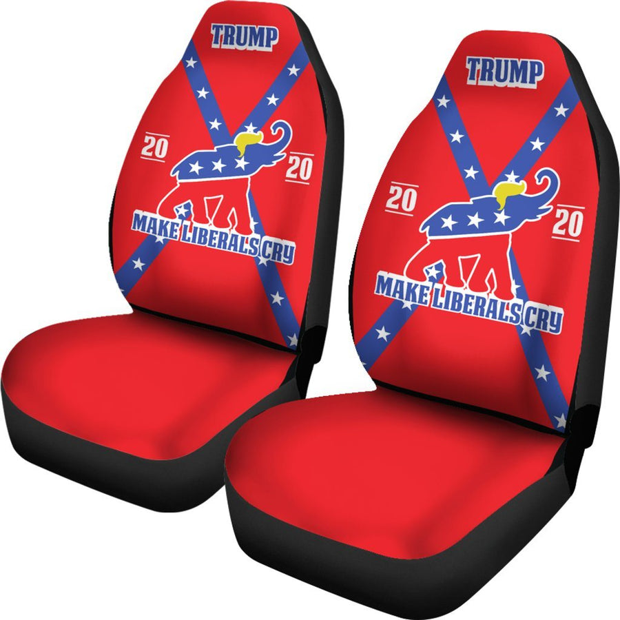 TRUMP Make Liberals Cry 2020 Car Seat Covers