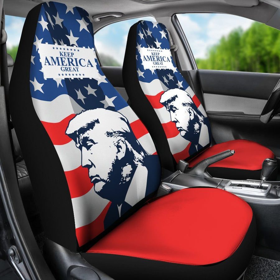 Keep America Great Car Seat Covers