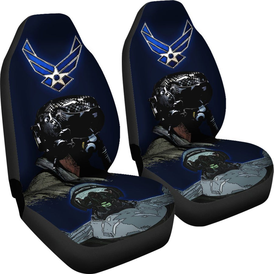 Military Air force Car Seat Covers Set Of 2 - $ 79.95