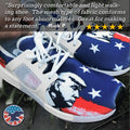 Trump Side View American Flag Nomad Shoes - $ 89.00