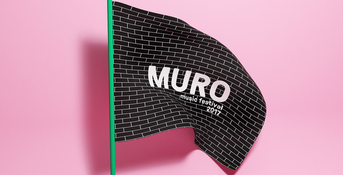 Design Of The Week: Muro Music Festival 2017