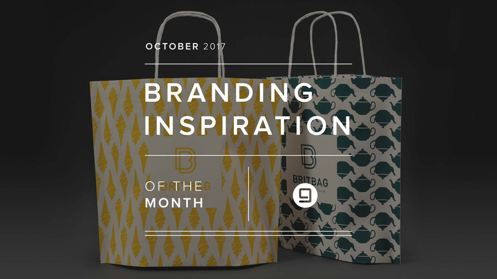 Branding Inspiration Of The Month: October