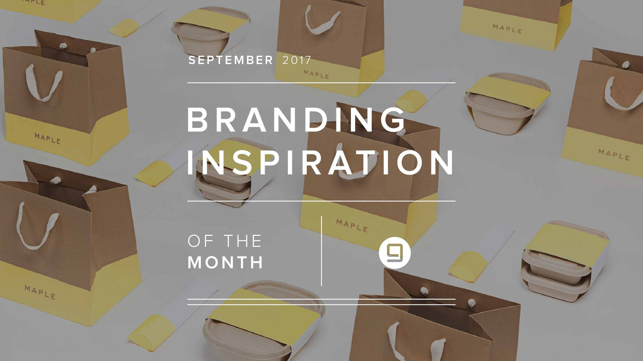 Branding Inspiration Of The Month: September