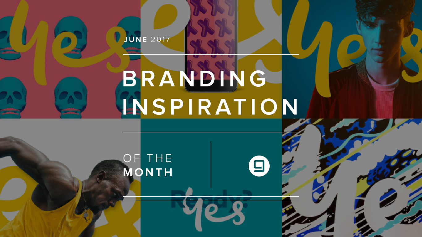 Branding Inspiration Of The Month: June