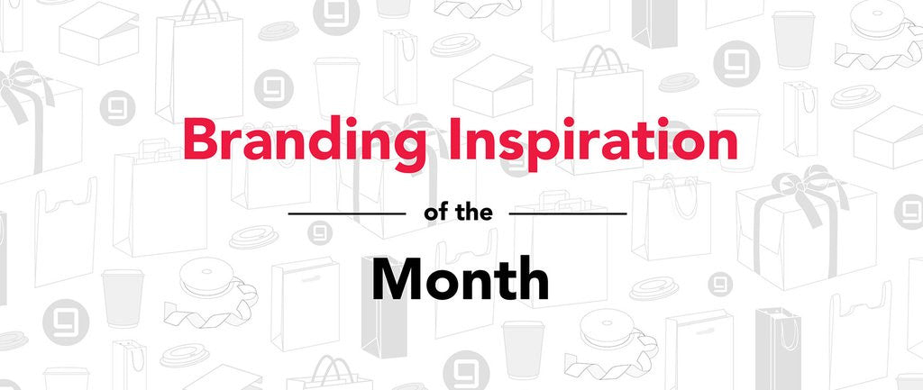 Branding Inspiration of the Month: July