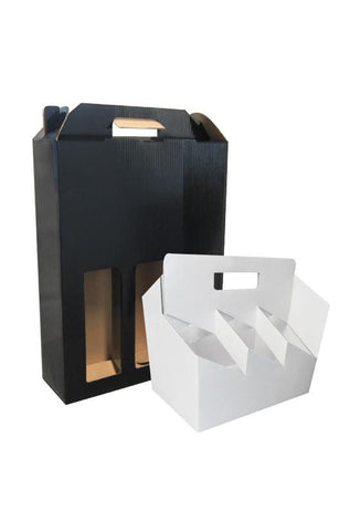 Liquor Carrier Boxes