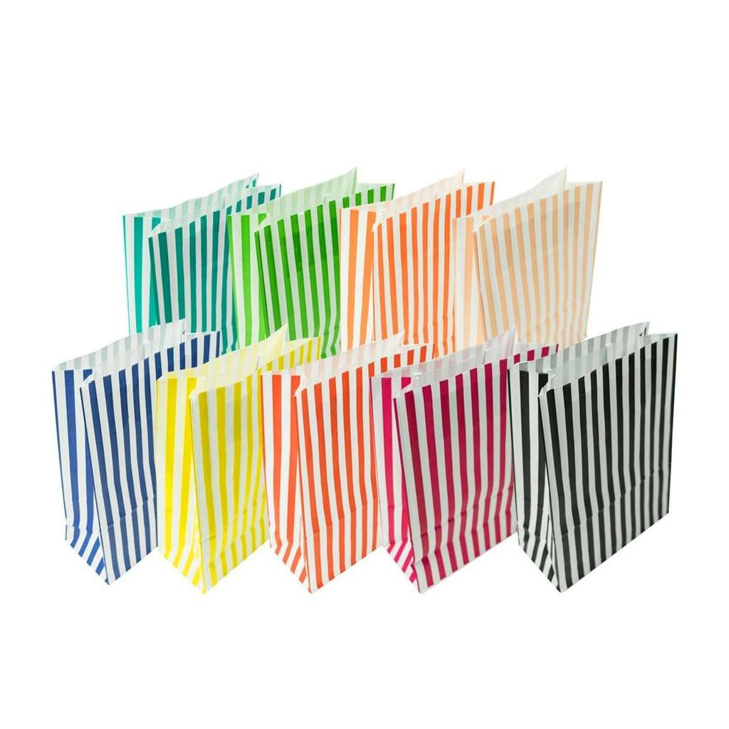 Caretta Showcase Striped Colours With Handles