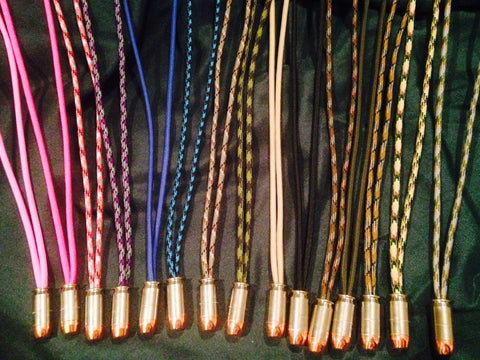 .45ACP Bullet Necklace